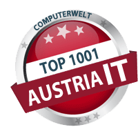 Top1001 AustriaIT Siegel