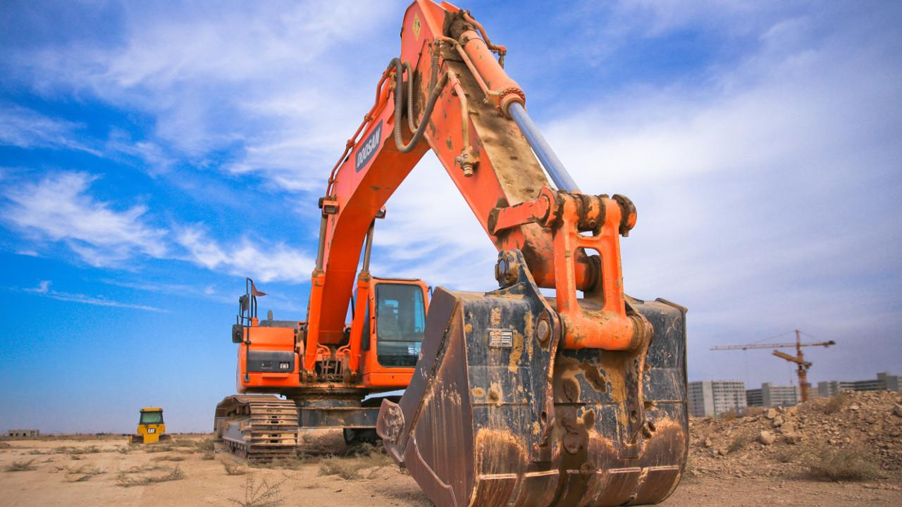 Construction machinery rental goes digital