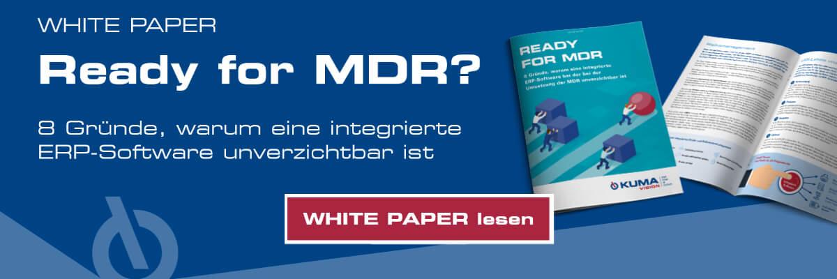 "Libro bianco ""MDR"""