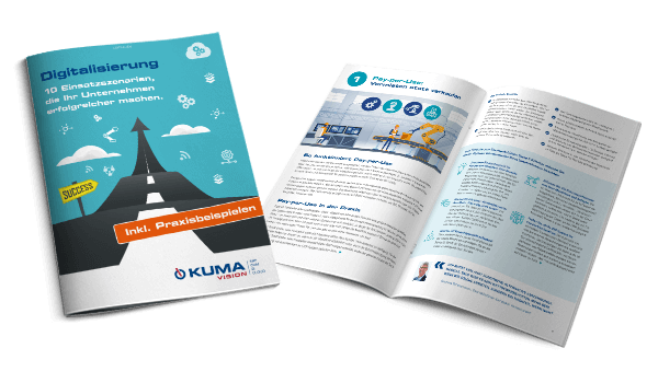 Guida 10 scenari applicativi per la digitalizzazione nella produzione