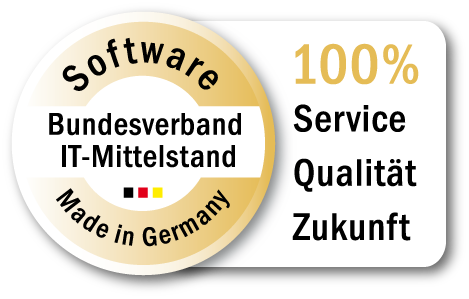 logo software realizzato in germania