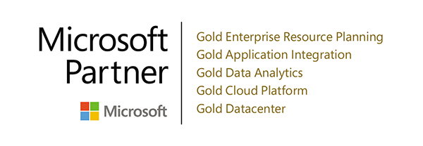 microsoft partner 2018 3Gold