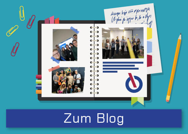 Blog Young Professional Programm