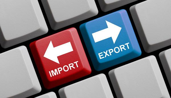 Import and export of invoices with ZUGFeRD
