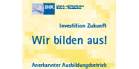 Logo IHK Oberschwaben Bodensee Approved training company