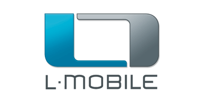 Logo L-mobile warehouse