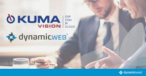 Future-strong e-commerce: cooperation between KUMAVISION and Dynamicweb