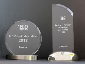 KUMAVISION Double Awarded by ELO: Best Project and Newcomer of the Year