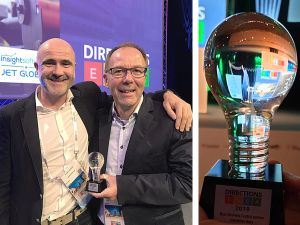 KUMAVISION wins award at Microsoft Partner Conference